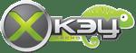 xk3y Gecko Logo