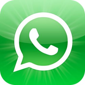 Whats App Messenger Symbol