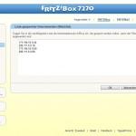 Fritz Box Blacklist Eintrag um Youtube zu beschleunigen