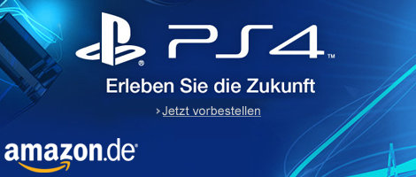 Playstation 4 Keyfacts - Vorbestellen