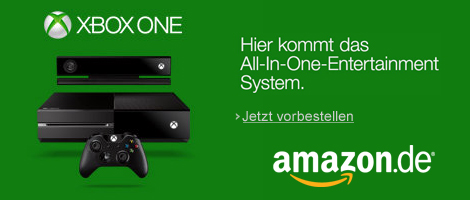 Keyfacts XBox One - Vorbestellen