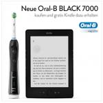 Gratis Amazon Kindle beim kauf einer Oral-B Zahnbürste