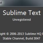 Sublime Text der Texteditor für Programmierer