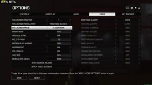 Battlefield 4 Grafikeinstellungen