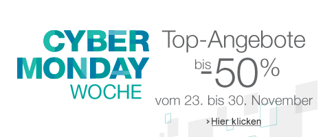 Cyber Monday bei Amazon