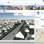 Bielefeld und OWL in 3D