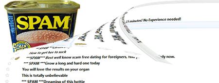 spam-bild spam mails