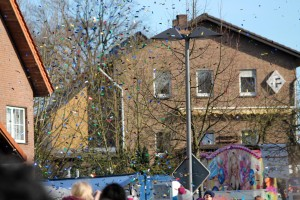 bild kinderkarneval in stukenbrock 2014
