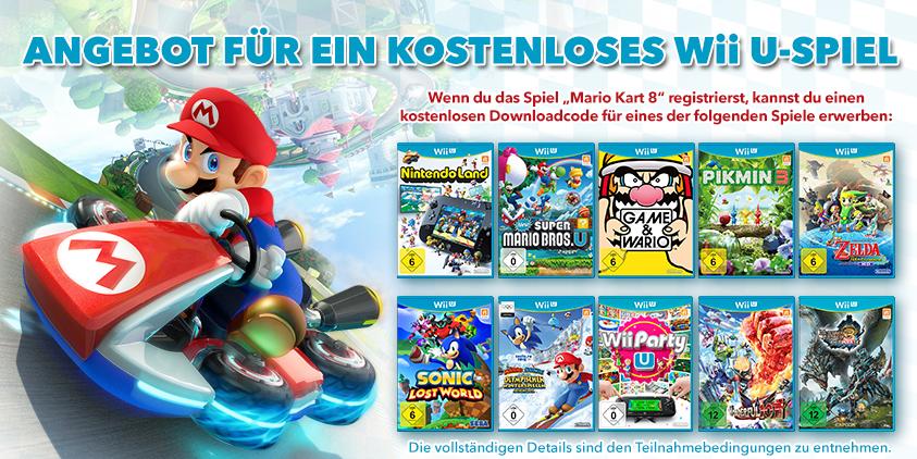 Mario Kart 8 Angebot Bild