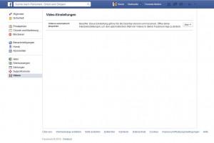facebook video funktionen abschalten bild