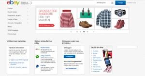 Ebay fordert User zum Passwort Wechsel auf nach Datenklau