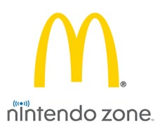 In 1400 McDonald's® gibt es nun eine Nintendo Zone mit kostenlosen Inhalten für euren 2DS und 3DS.
