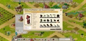gratis Farmspiel Miramagia startbildschirm