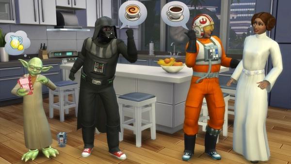 Die Sims 4 Update 2