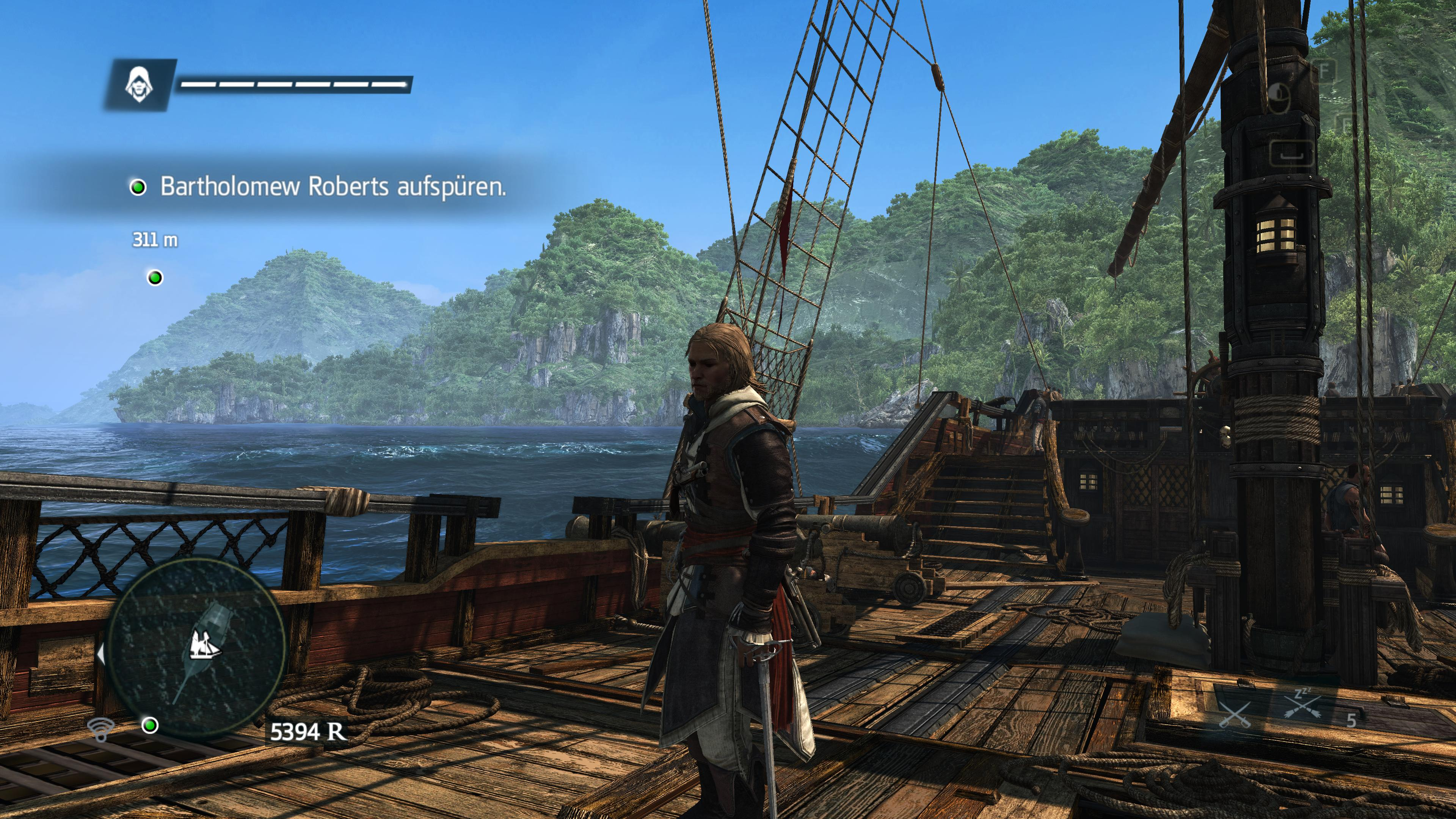 Assassins Creed IV Black Flag-DSR-Screenshot-4k