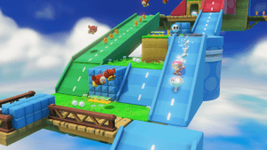 WiiU Captain Toad Treasure Tracker Screenshot
