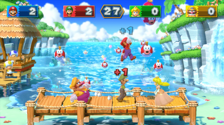WiiU MarioParty10 Screenshot