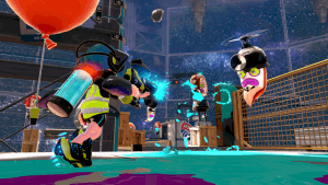 WiiU Splatoon Screenshot