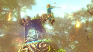 WiiU The Legend of Zelda Screenshot