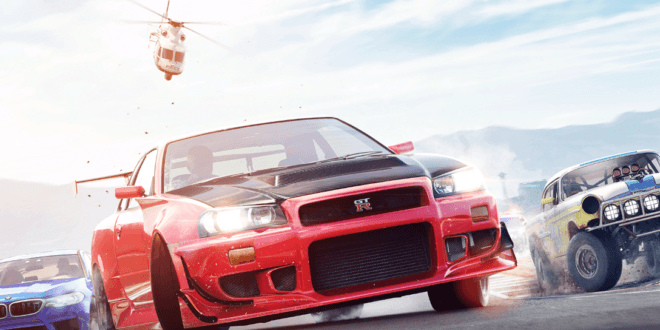 Review zu Need for Speed Payback